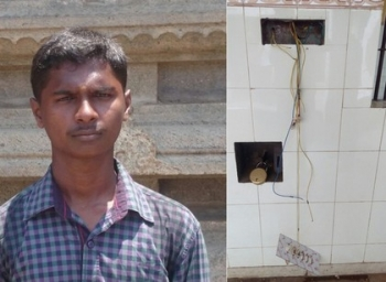 Is this the way Ramkumar committed suicide ? Reveals Prison official