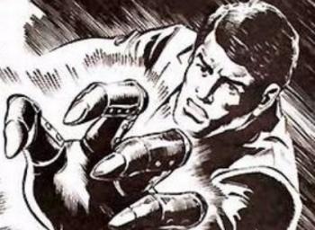 உங்களுக்கு இரும்புக்கை மாயாவியைத் தெரியுமா? #ComicBookDay