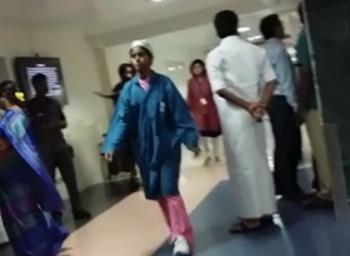 jayalalithaa's admit room in apollo hospital (Exclusive photo)