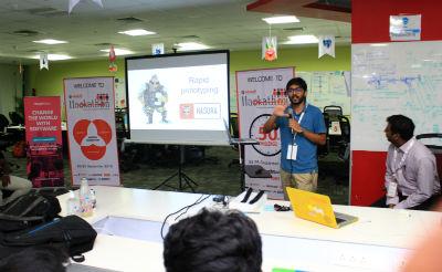 Vikatan Hackathon Hasura
