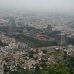 திருவண்ணாமலை கோயிலில் ராஜகோபுர விரிசல்கள் சீரமைக்கப்பட்டன!