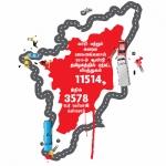 சென்னை மட்டுமல்ல... தமிழகம் முழுவதும் தண்ணீர் லாரி தறிகெட்டுதான் ஓடுகிறது! (Data Story)