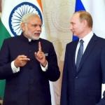 இந்தியா-ரஷ்யா இடையே 16 ஒப்பந்தங்கள் கையெழுத்து