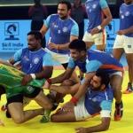 உலகக்கோப்பை கபடி: அரையிறுதியில் இந்தியா!