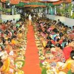 ஜெயலலிதா நலம்பெற 1008 பெண்கள் விளக்கு பூஜை!
