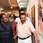 நடிகர் சிவக்குமாரின் ஓவிய கண்காட்சி இன்றுடன் நிறைவு பெறுகிறது..!