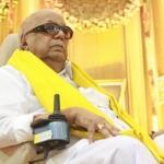 உதவிக்கு நித்யா.. உணவுக்கு செல்வி- கோபாலபுரத்தில் கருணாநிதி!