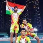 'ஸ்கேட்டிங்'-ல் முதல் முறையாக பதக்கம் வென்ற இந்தியா