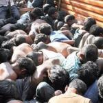 செம்மரம் கடத்தியதாக ஆந்திராவில் 83 தமிழர்கள் கைது