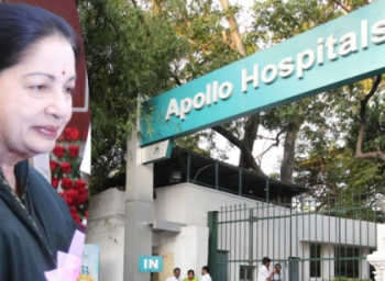 Jayalalithaa shifted from CCU ward. #Apollo Updates