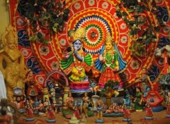 nine information about navarathri festival