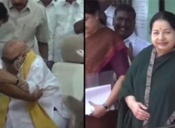 Health Condition of TamilNadu politicians