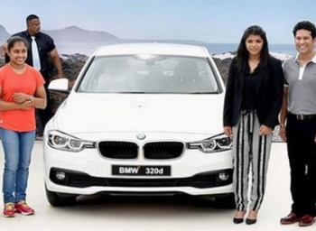 Dipa Karmakar returns BMW,  fine if they agreed to provide cash for car