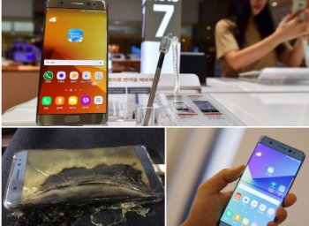 Galaxy Note 7 explosions, worries continues for samsung