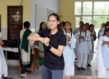 Pooja Nagpal creates non-profit organisation to teach self-defence for woman!