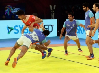 India enters into semifinal in Kabaddi