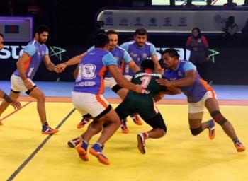 எட்டாவது முறையாக சாம்பியன் பட்டம் வெல்லுமா இந்தியா? #kabadiworldcup