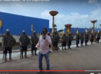 பாகுபலி-2 360 டிகிரி வீடியோ