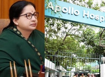 apollo updates on chief minister jayalalithaa health condition