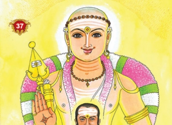 The story of Shasti kavasam - valayappettai R.Krishnan