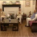 'இந்தியாவின் மிக உயர்ந்த தலைவர்களில் ஒருவர் அத்வானி' - மோடி புகழாரம்