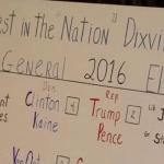 #Election2016 - ஹிலரி கிளின்டனைத் தேர்ந்தெடுத்தது 12 பேர் கொண்ட அமெரிக்க டவுன்