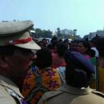 காவல் நிலையத்தில் தீக்குளித்து இறந்த திருநங்கை..! சென்னையில் பயங்கரம்