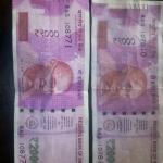 2000 ரூபாய் கலர் ஜெராக்ஸ்: டாஸ்மாக் ஊழியரை ஏமாற்றிய குடிமகன்