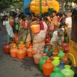 சென்னையில் வெறும் 25 நாட்களுக்கு மட்டுமே நீர் உள்ளதாம்