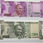 புதிய 500, 2000 ரூபாய் நோட்டுகள் நேபாளில் செல்லாது