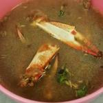 பனிக்கால சளி போக்கும் நண்டுக்கால் ரசம்! #செய்முறை #CrabSoupRecipe