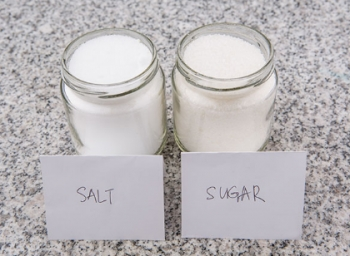 which is Slow Poison salt or sugar?