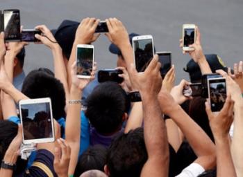 First time Mobile internet Traffic overtakes Desktop