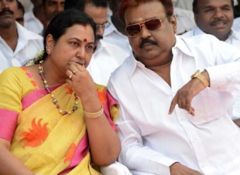 Reason for Premalatha anger over Vaiko