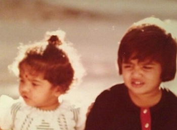 Cute mannerism of Kollywood stars during their childhood
