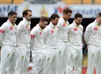 What happen to australia cricket team?