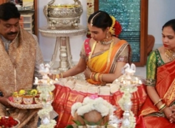 Interesting facts about janardhana Reddy's family marriage