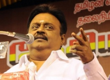 I am a slow reader says vijayakanth