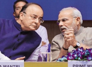 Currency Demonetization: Tension Prevails between PM Modi and Arun Jaitley