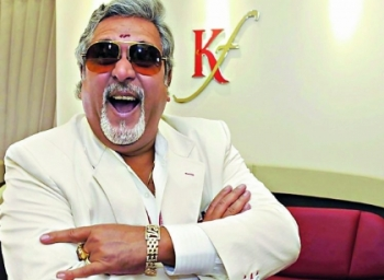 Mallya is enjoying in London while Modi is scrapping out the black money