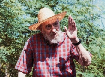 Fidel castro was fond of indian agriculture
