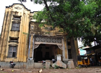 N.S.Krishnan's house in bad state  in Nagercoil