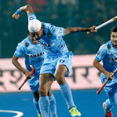 ஜூனியர் உலகக் கோப்பை ஹாக்கி: அரையிறுதியில் இந்தியா
