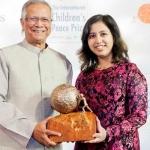 சுற்றுச்சூழல் காக்க 1,000 தன்னார்வலர்களை இணைத்த சிறுமிக்கு சர்வதேச விருது!