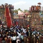 மாங்காடு காமாட்சி அம்மன் கோயில் கும்பாபிஷேகம்!