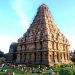கங்கைகொண்ட சோழபுரம் பிரகதீஸ்வரருக்கு கும்பாபிஷேகம்!
