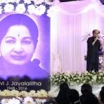 ஜெயலலிதா, ஒரு வைரம்: ரஜினி புகழாரம்