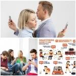'அந்த' பத்து பேரில் ஒருவர் நீங்களா? ஸ்மார்ட்ஃபோன் சங்கடங்கள்! #SmartphoneAddiction