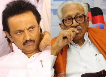 Anbazhagan angry on DMK Leadership arguments-says party cadres