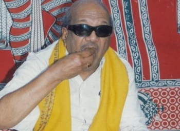 Food habit and Fitness help Karunanidhi to lead a political life beyond 40yrs